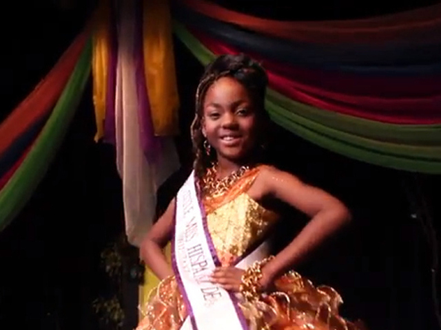 "Little Miss Hispanic Delaware stripped of her crown for not being ""Latina enough"""