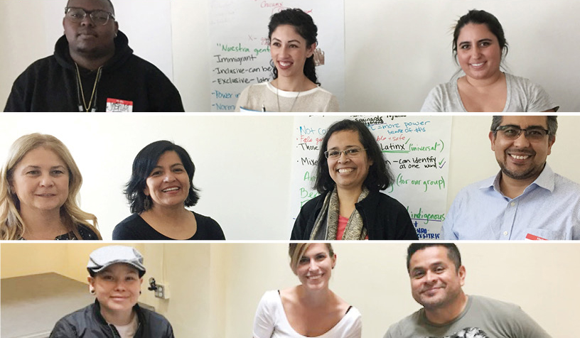 Upcoming Latino Equity Project Trainings