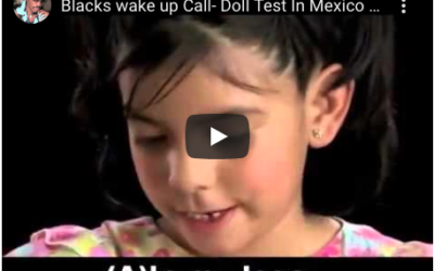 Mexican Dolls And Attitudes About Race